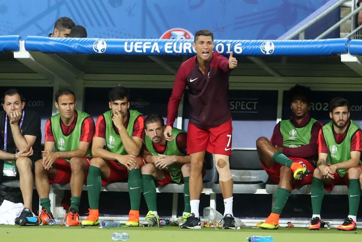 Eder Reveals What Cristiano Ronaldo Said To Him Before Winning Goal - TheSPORTbible