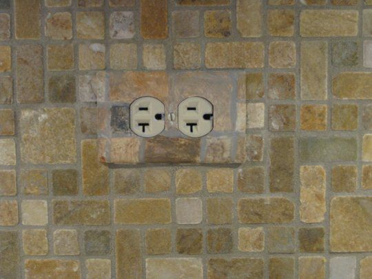 Hiding In Plain Sight: Trompe Lu0027Oeil Electrical Outlet Covers