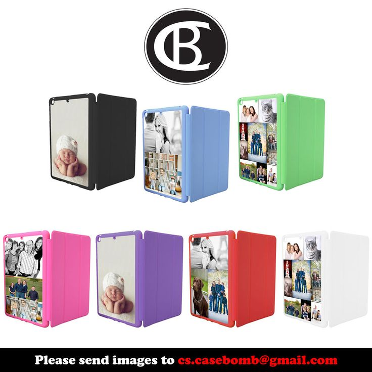 Personalised Gift Smart Flip Case Cover for Apple iPad Mini (1st 2nd 3rd Gen)