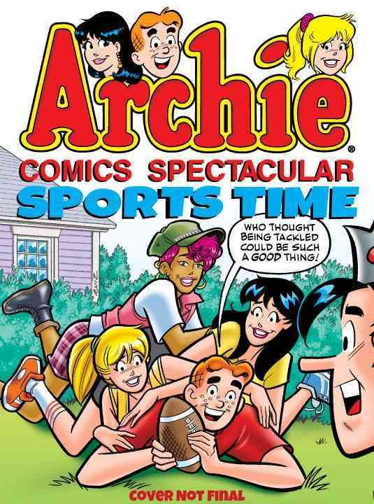 It's sports time at Riverdale High and that can mean only one thing: slapstick cartoon sports comedy galore featuring Archie, Betty, Veronica, Jughead and friends, all in a great pocket-size edition.