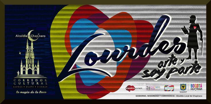 Proyecto para recuperar la carrera 13 entre la calle 53 y la 64. La galería se inaugurará el día 13 Junio de 2014.  Se trata de una galería nocturna que realizaremos de la mano de ustedes para participar descara el formulario: http://www.topofilia.com.co/descarga/formato_Inscripcion_Lourdes_mayo.jpg