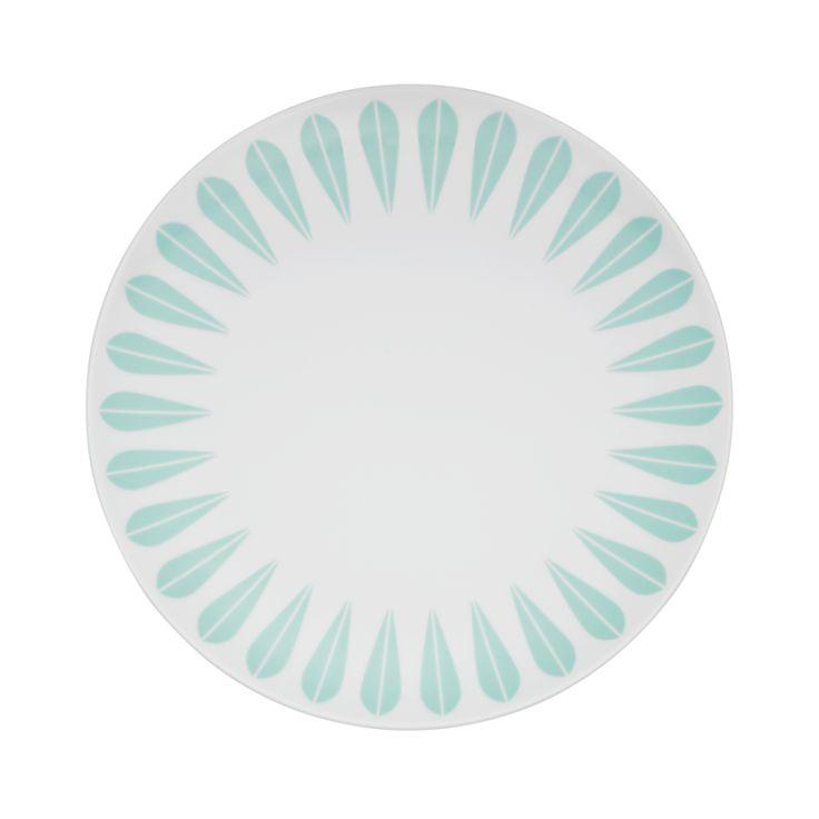 Arne Clausen Plate Mint Green Lucie Kaas