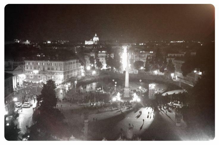 Terrazza del Pincio nel Roma, Lazio