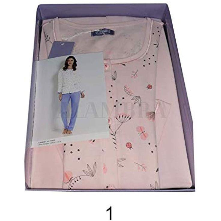 Italian Fashion IF Pigiama Donna Lungo 15R2L31 0223