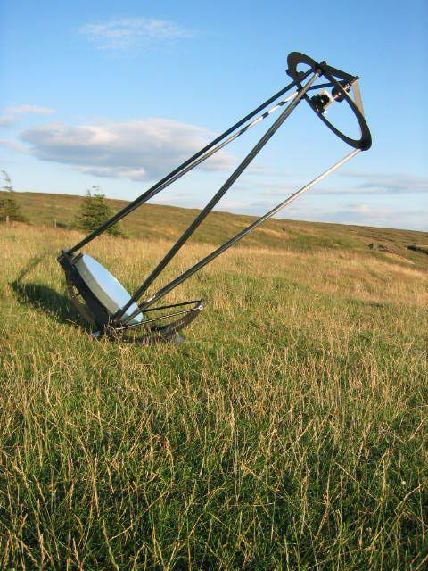 20 INCH F4 TELESCOPE - BRUCE MILLS-'scope stuff
