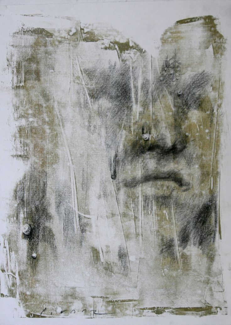 artwork by Ali pirooz .mixed media on paper. 29.5x42 cm. 2011  Drawing portrait