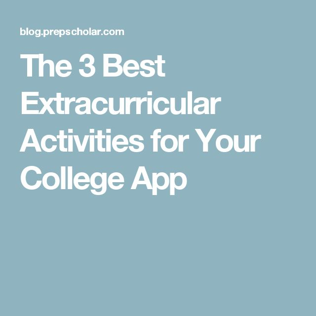 extracurricular activity Extracurricular activities participation in a variety of athletic and non-athletic high school activities is an asset in preparing for the demanding air force academy program, and is a.