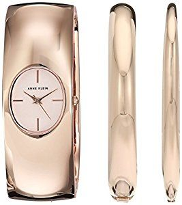 Anne Klein Women's Quartz Metal and Alloy Dre... by Anne Klein http://amzn.to/2gAcCu5