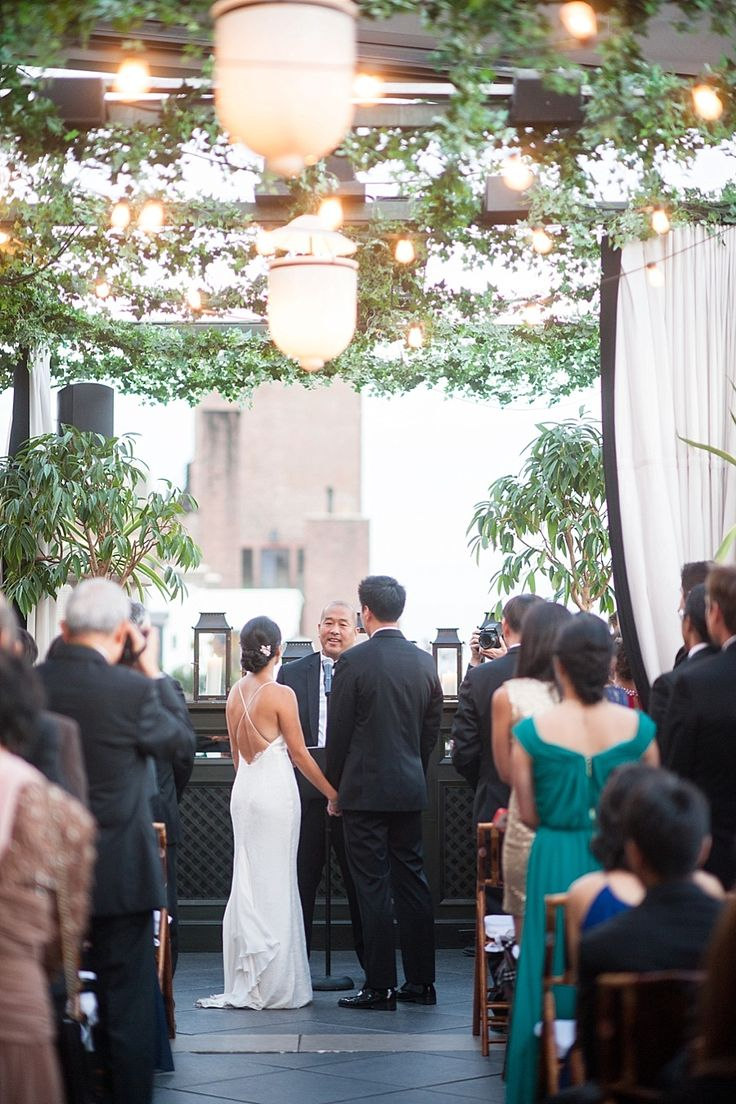 Chic New York City Wedding At Gramercy Park Hotel