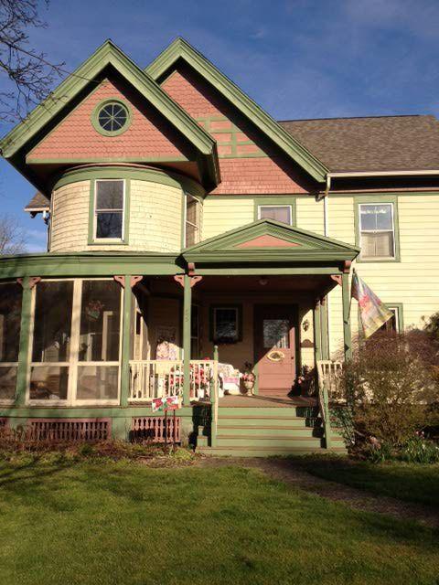 17 Best Images About House Exterior Paint Colors On Pinterest Queen Anne Exterior Colors