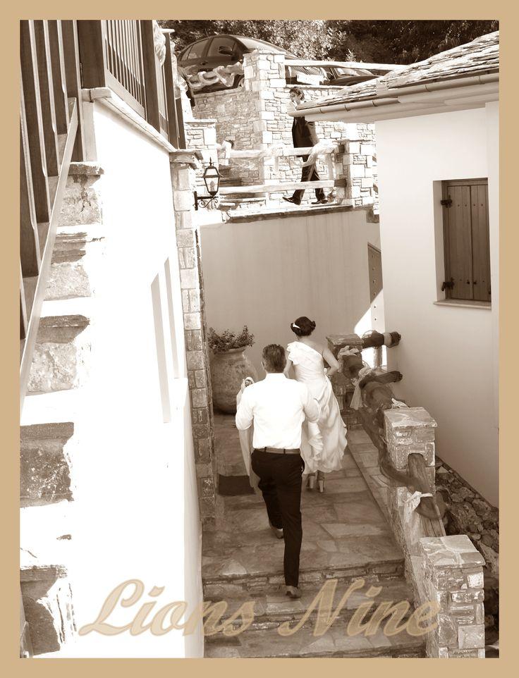 Wedding at Lions Nine 24/08/13 Kostas-Katerina