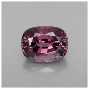 Jual Purple Rose Spinel | Berat 2.04ct Batu Mulia Asli