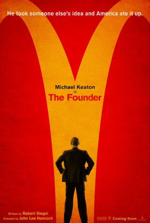 'The Founder' Trailer: Michael Keaton Takes McDonald's...