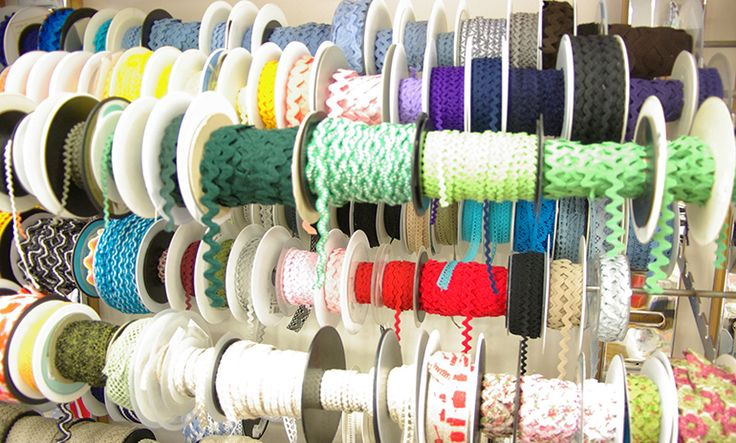 Pour le printemps, nouvelle collection de dentelles en coton, lin ...