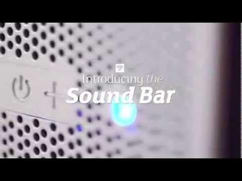 Magnet Kitchens New Product Innovations - Sound Bar #beautybuiltin #magnet #kitchen #speaker