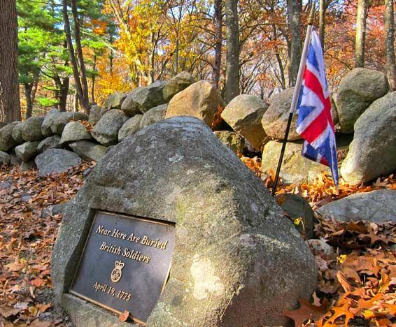 April 19, 1775 Battle of Concord and Lexington | billericabillericay