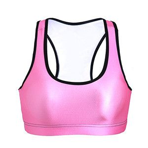 JIS Women tank top Wireless Active Sports Bra Underwear Yoga Bra Women Breathable GYM Vest Running Sutia sujetador deportivo
