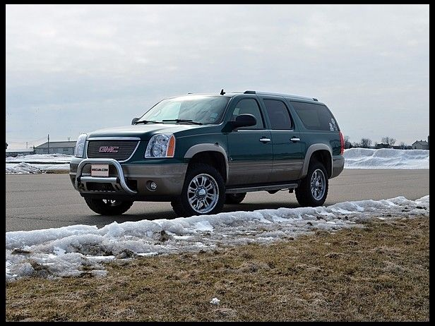 2008 GMC Yukon XL Remington Edition, only one made in the US  #MecumKC