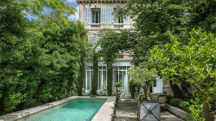 L'Hotel Particulier à Arles, France | Splendia