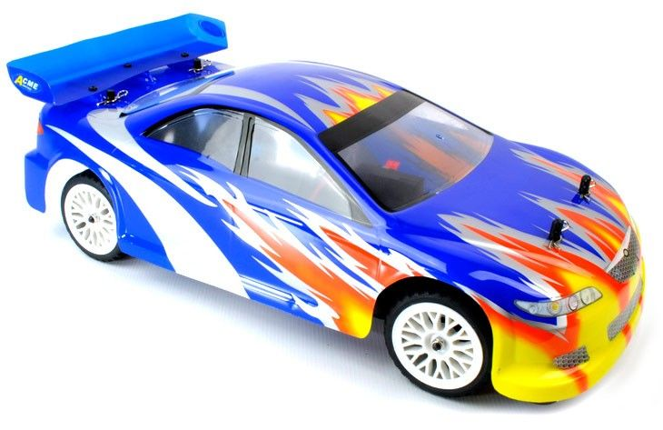 Vanguard Mazda Style Brushless RC Car - http://www.nitrotek.co.uk/241.html