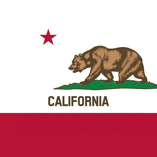 californias state flag