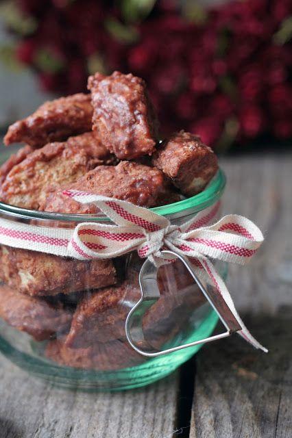 Pistachio: Magenbrot czyli szwajcarskie korzenne ciastka.