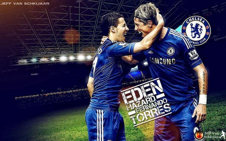 Fernando Torres- Eden Hazard 2012-2013 Chelsea HD Best Wallpapers