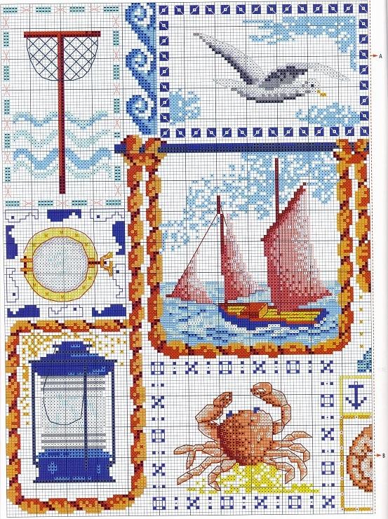 Nautical Cross Stitch - Gallery.ru / Фото #75 - №24 - Orlanda