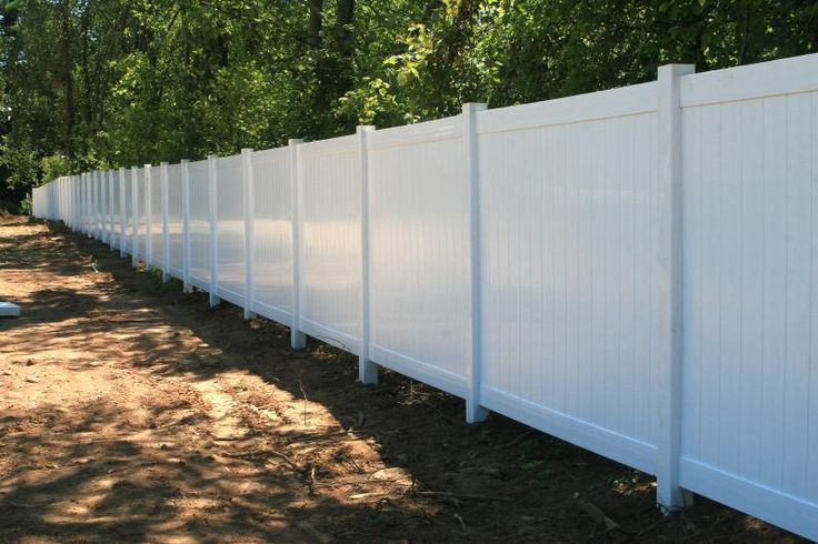 1x6 Pvc Composite Fence Boards For Sale 135 Per Foot Wood