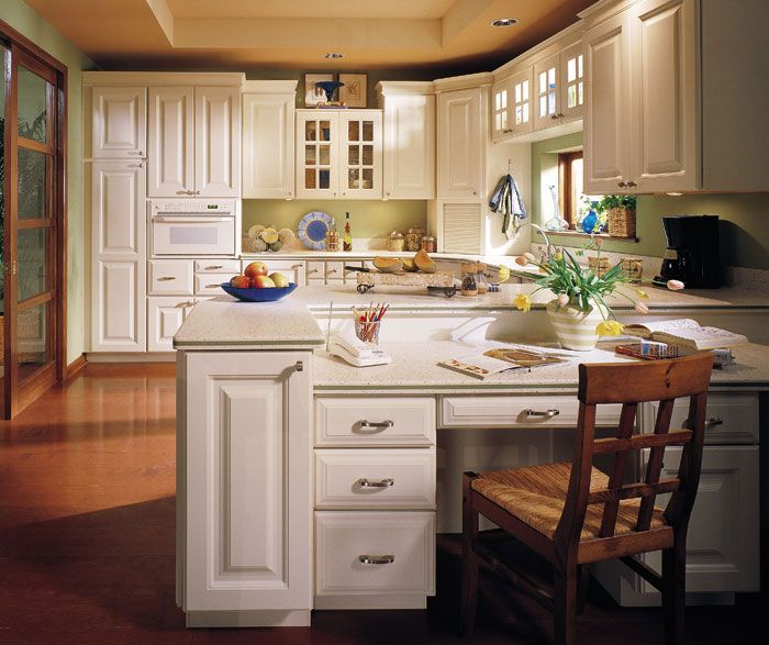 Traditional Kitchen Photo By Schrock Cabinetry   Homeclick Community