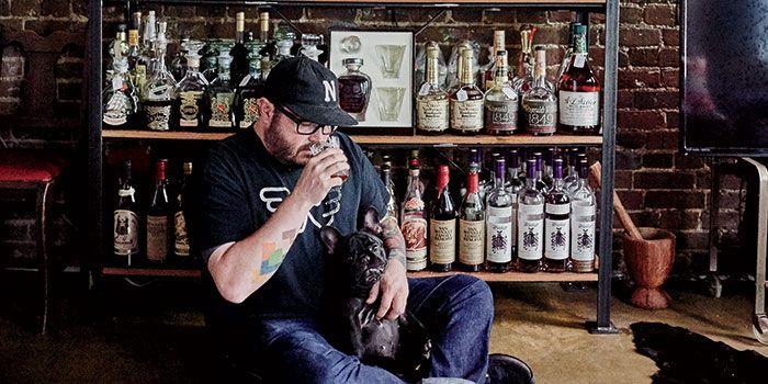 """I'm not sure we've got enough bourbon."" Chef Sean Brock, The Great Bourbon Taste Test | Garden and Gun"