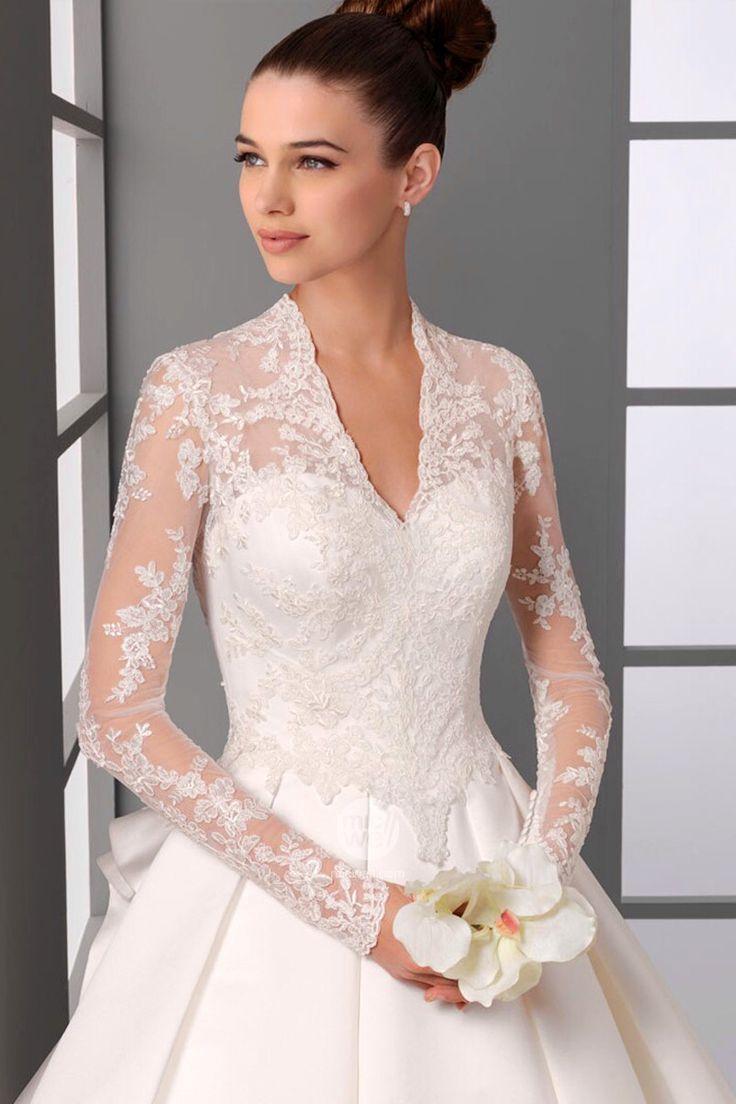 #HLo-Tips: 3 Vestidos de novia diferentes estilos, formas y conceptos, todos de temporada primavera - verano 2014. 2/3