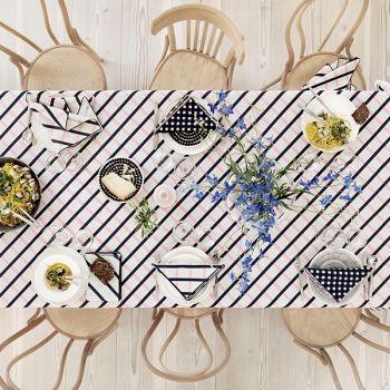 Marimekko's Quilt fabric and napkins
