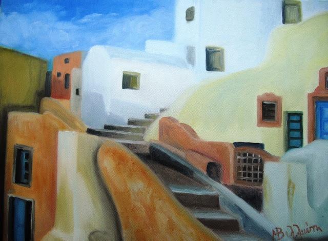 πνοές τέχνης: Πίνακες