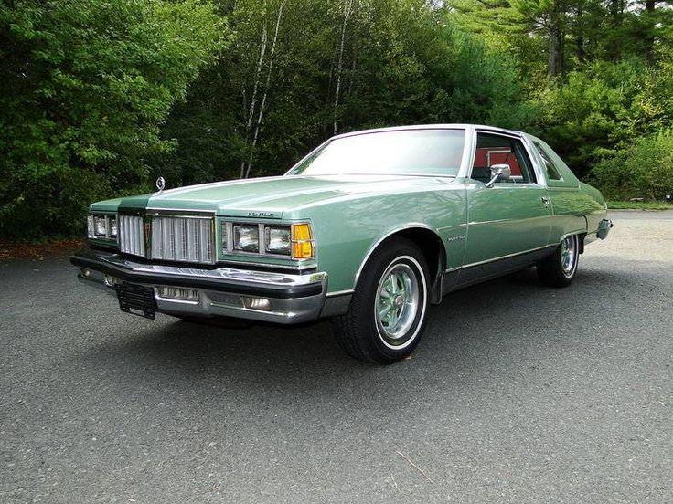 1978 Pontiac Bonneville Landau