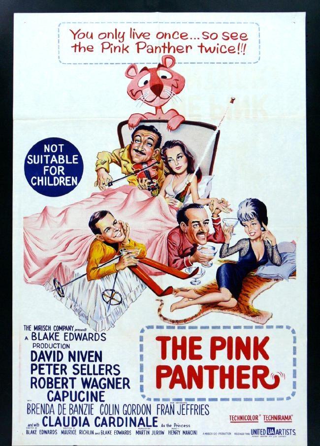 Pink Panther Shot in The Dark Movie HD free download 720p
