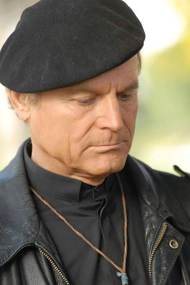 Rev. Chasuble (Don Matteo, the protagonist of the homonymous Italian TV-series. He is a priest, but he is also a detective of sorts.)