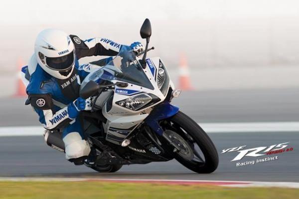 Yamaha R15 Dan R6 Untuk Cup Race 2014 - Vivaoto.com - Majalah Otomotif Online