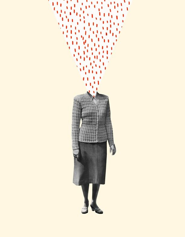"""""""DEN VÄXER"""" by Isabel Leal Bergstrand. Available at: http://www.arrivals.se/product/den-växer-av-isabel-leal-bergstrand #art #affordable #affordableart #arrivals #collage #beige #gray #pink #red"""
