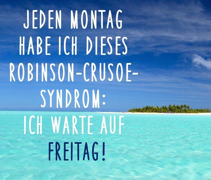 #robinsoncrueso #quote #fun #friday #freitag #spruch # ...