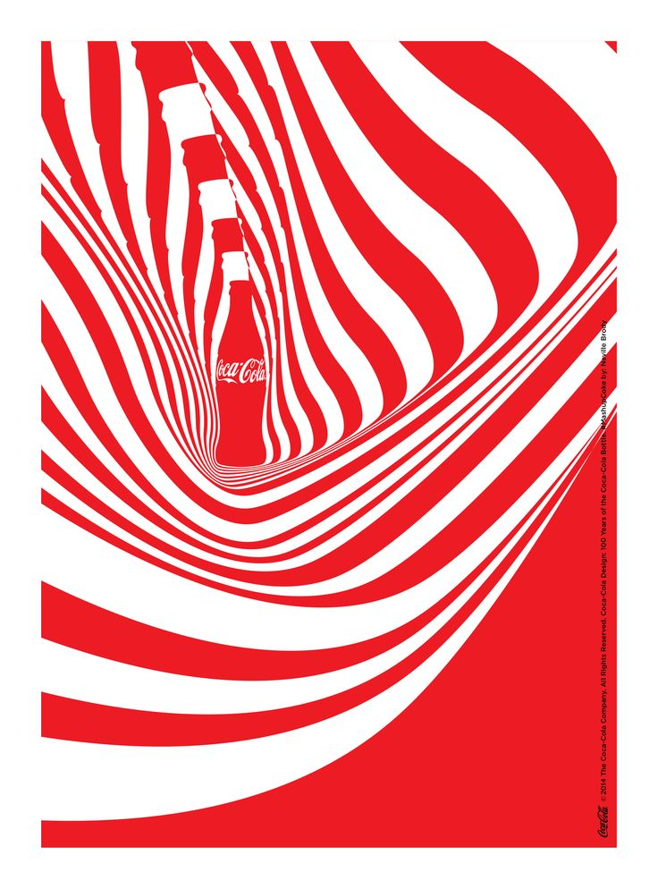 research on Neville brody chosen because i liked the optical illusion  . #MashupCoke by: Neville Brody @brody_associates @NevilleBrody