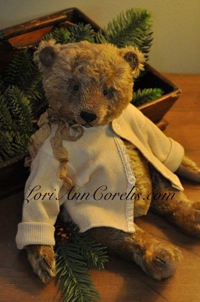 Dear Olde Teddy  . . .