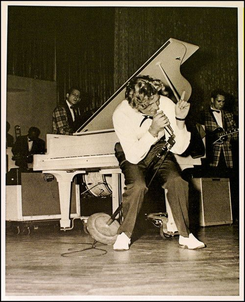 Jerry lee Lewis Roger Melvin and  Jerry lee Lewis or cousin