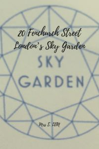 London's Sky Garden   20 Fenchurch Street   London Sight Seeing   360 Views of London   Things to See in London   Free Attractions in London