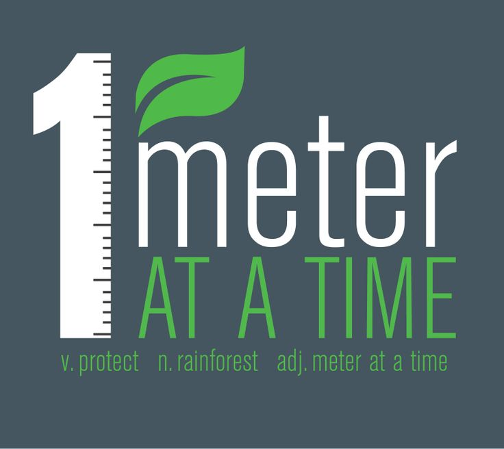 One Meter at a Time is a non-profit organization focused on preservation of the tropical rainforest founded through @Cuipo, a lifestyle brand dedicated to preserving prime rainforest around the globe.
