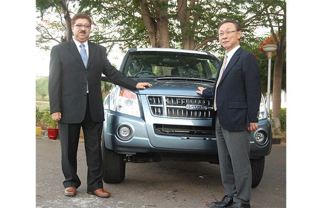 Isuzu Motors future plans to get 60 dealerships by 2014 !