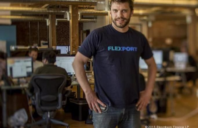 Ryan Petersen's Flexport Aims To Simplify Global Freight Transport Business