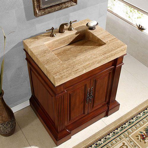 143 best Vanities images on Pinterest | Bathroom ideas, Antique ...