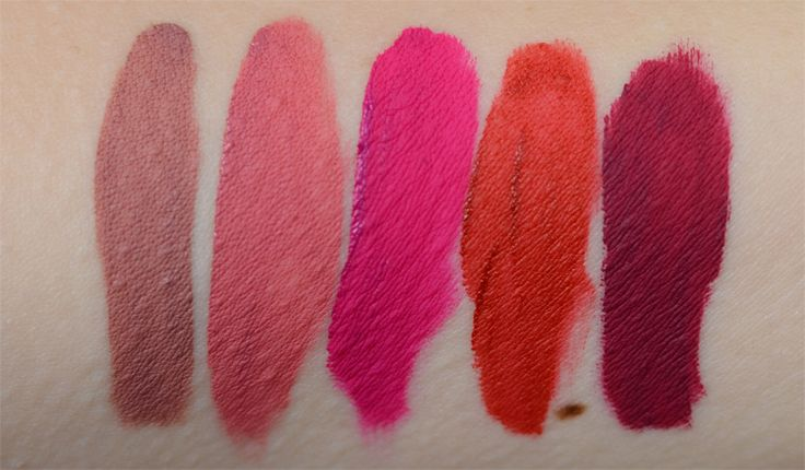 Menow Generation Liquid Lipsticks - $1 liquid lipsticks, they are amazing! Read the review to find out more about them ^_^