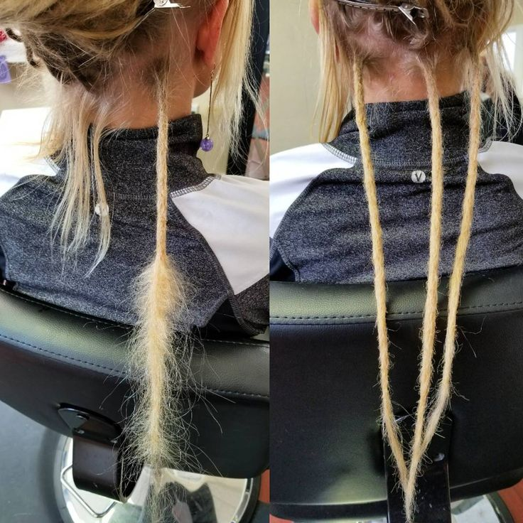 Best 25 human hair dread extensions ideas on pinterest goddess adding in human hair dread extensions from scratch i love the process of making dreads pmusecretfo Image collections